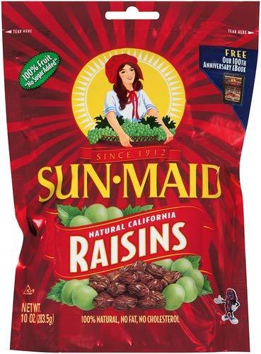 Raisins (Pack of 10)