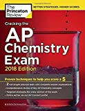 img - for Cracking the AP Chemistry Exam, 2018 Edition: Proven Techniques to Help You Score a 5 (College Test Preparation) book / textbook / text book