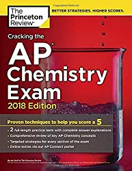 EVERYTHING YOU NEED TO HELP SCORE A PERFECT 5. Equip yourself to ace the AP Chemistry Exam with this comprehensive study guide—including 2 full-length practice tests, thorough content reviews, access to our AP Connect Online Portal, and targeted stra...