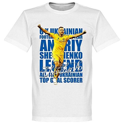 Shevchenko Legend T-Shirt - weiß
