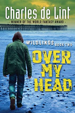 book cover of Over My Head