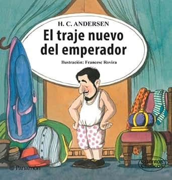 Amazon.com: El traje nuevo del emperador (Spanish Edition