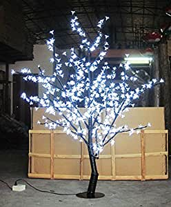 Starlight 5-Feet Cherry Blossom Tree White Color
