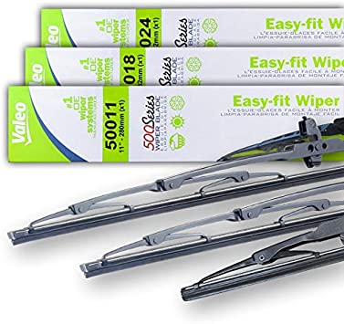 Front+Rear Windshield Wiper Blades for Chevy Equinox OEM Upgrade Kit Set  eo