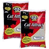 Precious Cat Dr. Elsey's 40 Pounds Bag Cat Attract Clay and Natural Herbs Multi-Cat Litter, 2 Pack