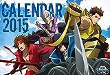 Japanese Anime Calendar 2015 Sengoku Basara Judge End #K060