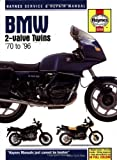 BMW 2-Valve Twins '70 to '96 Service Manual (Haynes Service and Repair Manuals) 5th (fifth) Revised Edition by Churchill, Jeremy published by Haynes Manuals Inc (1988)