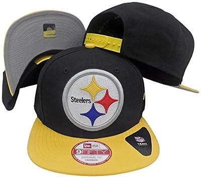 Pittsburgh Steelers Grand Redux Snapback Hat / Cap