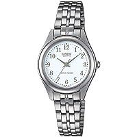 Casio Reloj Analógico para Mujer de Cuarzo