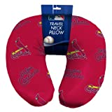 MLB St. Louis Cardinals Beaded Spandex Neck Pillow