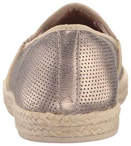 Clarks Vrouwen Azella Theoni Slip-on Loafer Goud / Metallic Leer