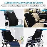 Lumbar Support Pillow for Office Chair Car Lumbar