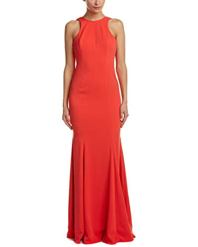 Jay Godfrey | Armstrong Drape-Back Gown