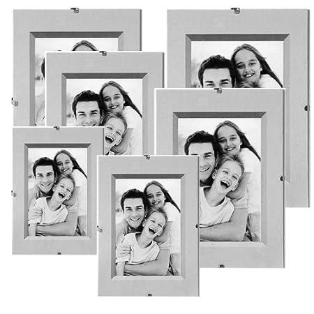 Frameless Picture Frame, Normal Anti-Reflection Glass, Plexiglass ...
