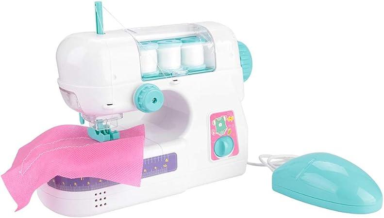 Wandisy Máquina de Coser para niños, Mini máquina de Coser ...