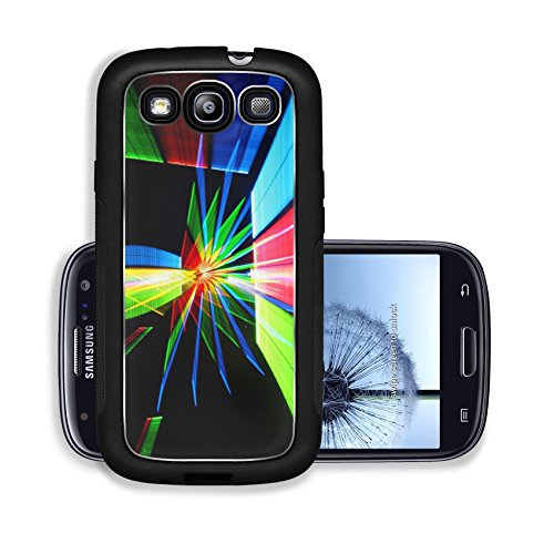 Liili Premium Samsung Galaxy S3 Aluminum Case image of fluorescence lighting source by zoom lens technique Image ID 22893490