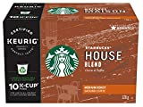 Starbucks House Blend Coffee KCups, 60 Count