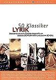 50 Klassiker Lyrik: Bedeutende deutsche Gedichte (Gerstenbergs 50 Klassiker)