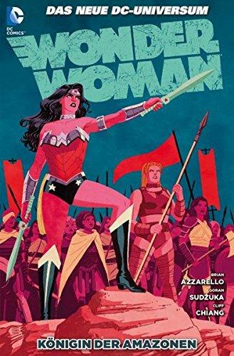 Wonder Woman: Bd. 6: Königin der Amazonen