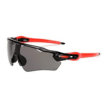 9196e467b8 Sports Cycling Sunglasses Bike Glasses for Men Women Driving Fishing Ski  Goggles(Style1-F