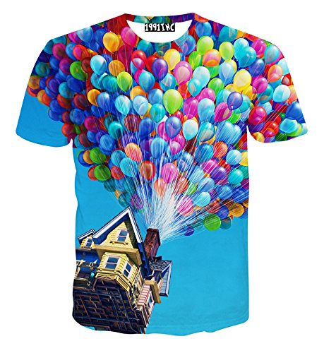 FaPlus Fashion Houses Balloon T Shirts product image
