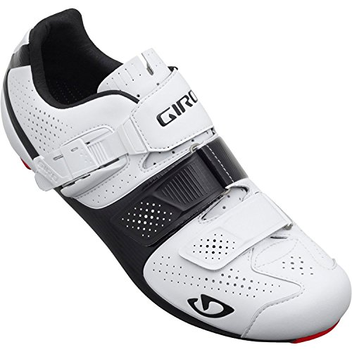 ACC Giro Mens Bike Shoes Factor Mat Wht Blk rr6Pq5wIn