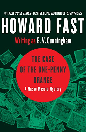 The Case of the One-Penny Orange (The Masao Masuto Mysteries Book 2)