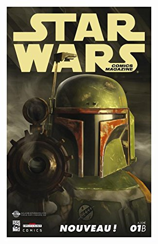 - Star Wars Comics Magazine