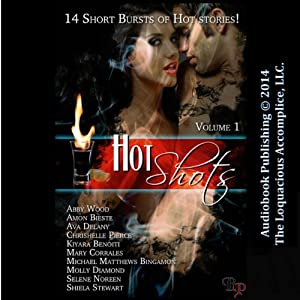 Hot Shots, Volume 1 Audiobook