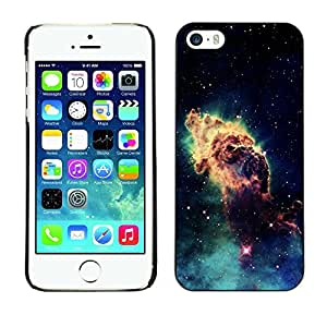 Be Good Phone Accessory // Dura Cáscara cubierta Protectora Caso Carcasa Funda de Protección para Apple Iphone 5 / 5S // Space Planet Galaxy Stars 46