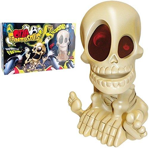 IMC Toys Caccia i Fantasmi, Gioco con 2 pistole per catturare i fantasmi nell'oscurità [lingua spagnola] IMC Toys Italy 7574