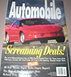 Automobile Magazine April 1993 Ford Probe GT (Single Back Issue)