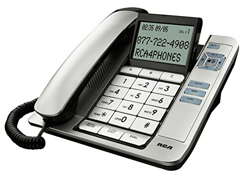 - RCA 1113-1BSGA 1-Handset Landline Telephone