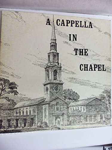 A Cappella in the Chapel - The Samford University A Cappella - Mall Alabama Of University