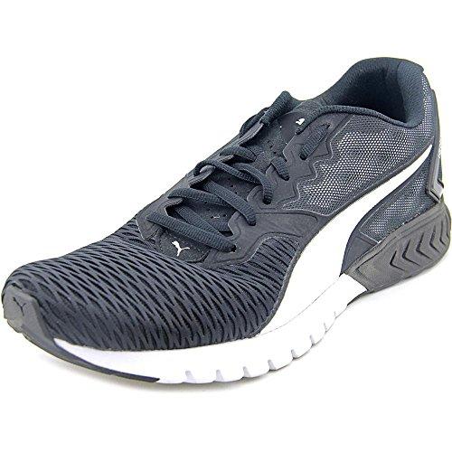 PUMA Women's Ignite Dual Puma Black/Puma White Sneaker 12 B (M)