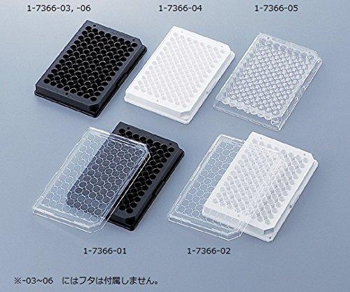 ThermoFisherScientific1-7366-02マイクロウェルプレートフタ付き細胞培養処理ホワイト B07BD2VQ7K