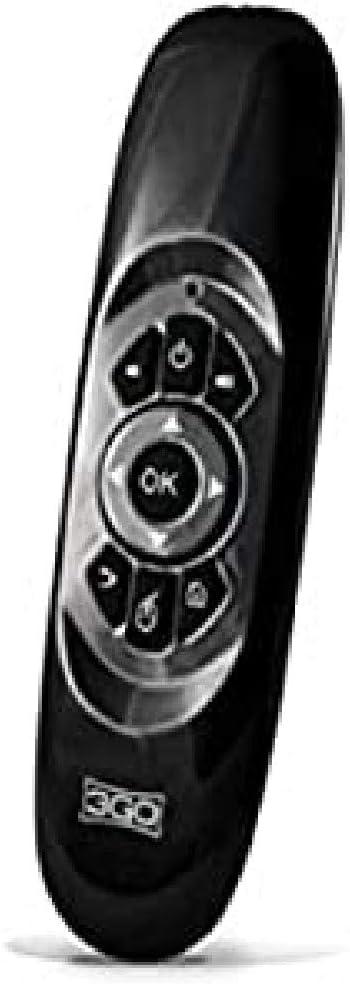 3Go Air Mouse Bluetooth QWERTY Negro Teclado para móvil ...