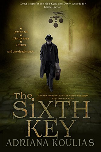 Book: The Sixth Key (Rosicrucian Quartet) by Adriana Koulias