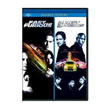 The Fast and the Furious / 2 Fast 2 Furious Double Feature (2001)