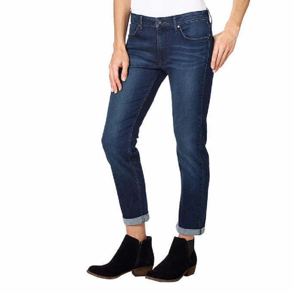 Calvin Klein Women's Slim Boyfriend Jean