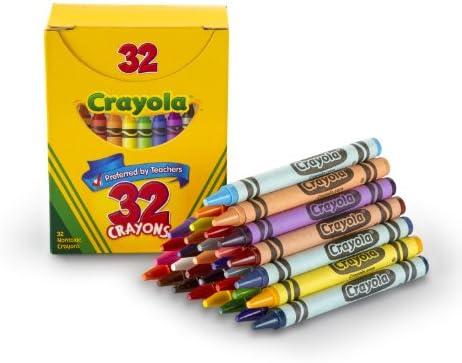 Crayola Crayons Classrooms Preschools Non Toxic product image