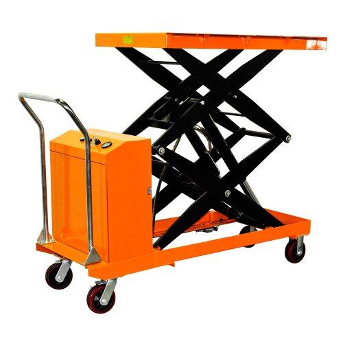 Hydraulic Scissor Lift Carts : Bolton tools new hydraulic key operated hand electric