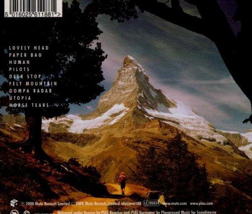 Resultado de imagem para goldfrapp felt mountain
