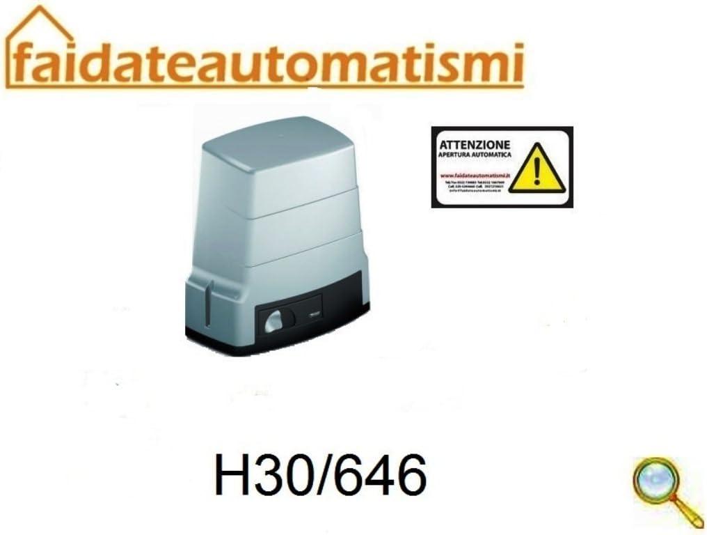 Motor para automatismos Puerta Corredera 600kg con Marco H30/644Roger