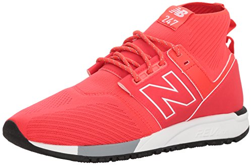 New Balance Scarpe MRL247 Mid RED-42 1/2