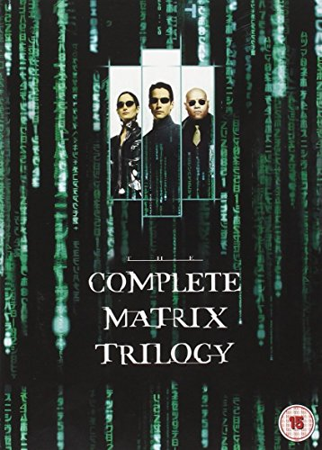 The Complete Matrix Trilogy (The Matrix / The Matrix Reloaded / The Matrix Revolutions) [Blu-ray] (Best Pizza Delivery Car)