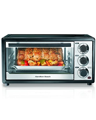 Hamilton Beach 31508 6 Slice Capacity Toaster Oven (Best Inexpensive Toaster Oven)