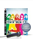 Disney Sing It Bundle with Microphone - Playstation 3