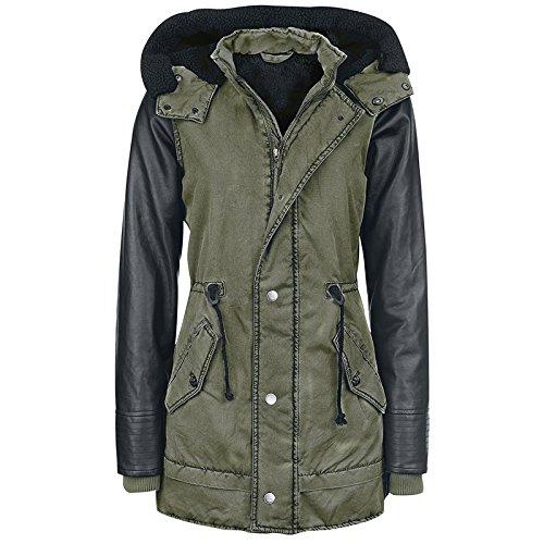 new concept d7133 62a29 Dressation - Cappotto - Parka - Basic - Maniche lunghe - Donna