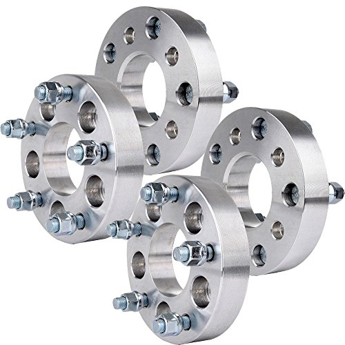 SCITOO Compatible with Wheel SPACERS 5 Lug 1.25